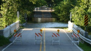 store flooding dupage river road closed