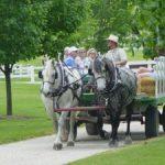 Cantigny Fall Festival Hayrides