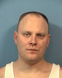 warrenville alderman christopher halley booking photo
