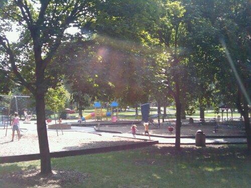 kelly park wheaton playground park review