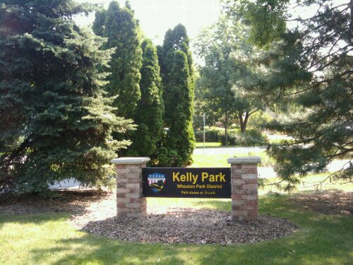 Kelly Park in Wheaton