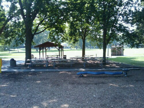 kelly park wheaton picnic area and shelter