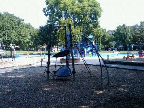 kelly park wheaton kids fun playground