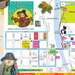scarecrow festival st charles map