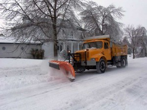 snow plow blizzard dupage chicago winter storm