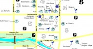 Downtown Naperville Map – Bars & Restaurants