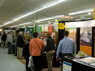 College of DuPage Home Show Exhibits