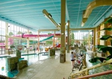 Mayan Adventure Indoor Waterpark in Elmhurst