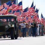 memorial day parades list
