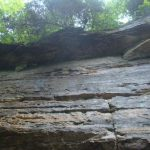 Sandstone Cliff at Starved Rock