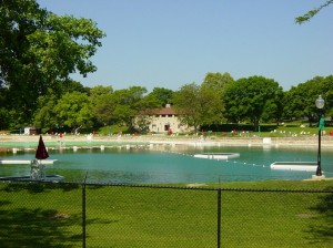 centennial beach in naperville