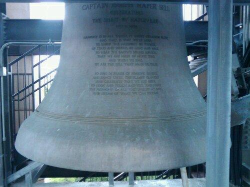 Naperville Carillon Bell