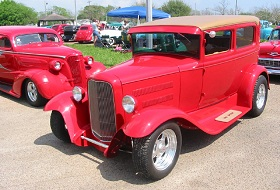 6th Annual Cantigny Car Show Wheaton