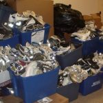 Oak Brook Shoe Drive Oct 3rd thru 15th