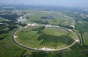 Tevatron - Fermilab