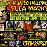 Haunted Flea Market at the DuPage County Fairgrounds