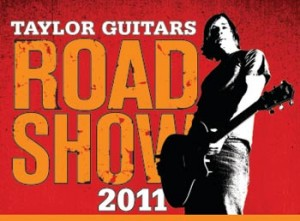 Taylor Guitars Road Show at the Tivoli