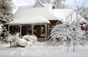 Winterize Home