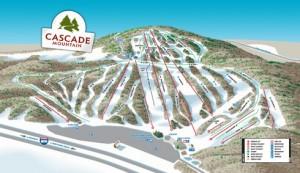 Cascade Mountain Ski Portage