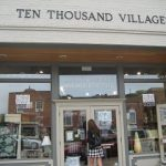 Ten Thousand Villages Sales to Benefit Local Organizations