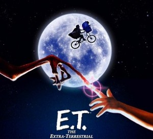 E.T. Showing at Tivoli Theatre in Downers Grove