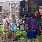 Hinsdale IL Art Festival 2012