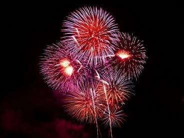 Firework Displays in DuPage County