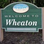 Wheaton man tased