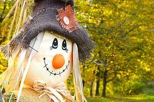Scarecrow Festical in St. Charles