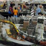 Train Show at DuPage County Fairgrounds