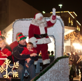 naperville holiday parade